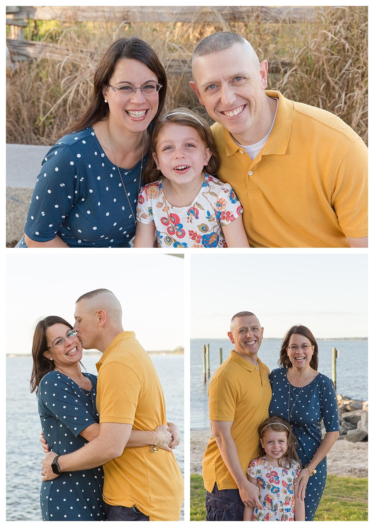 family Yorktown beach lularoe